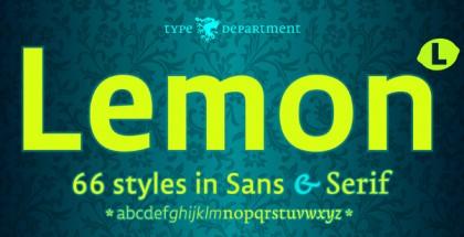 TD Lemon Sans