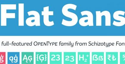 Flat Sans