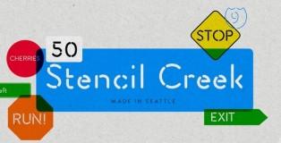 Stencil Creek