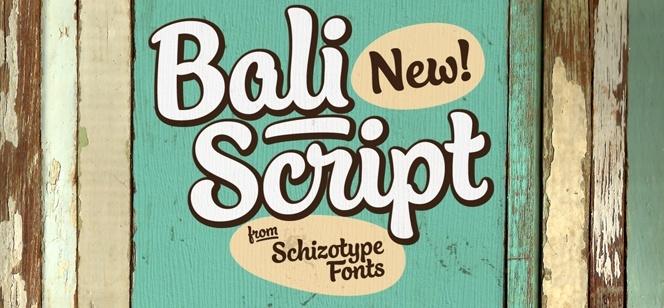 Bali Script