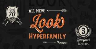 Look typeface