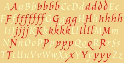 Lyra typeface
