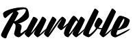 Rurable font