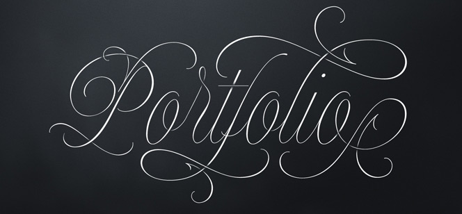 Model typeface