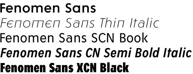 Fenomen Sans