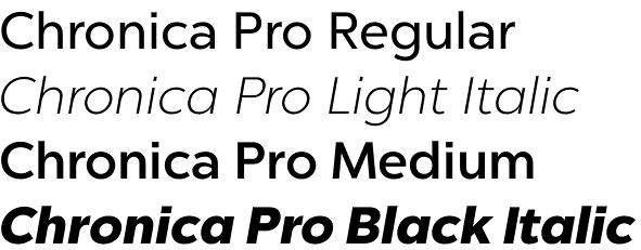 Chronica Pro
