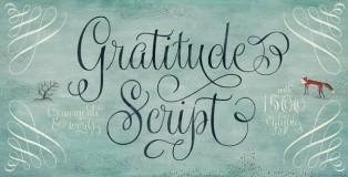 Gratitude Script