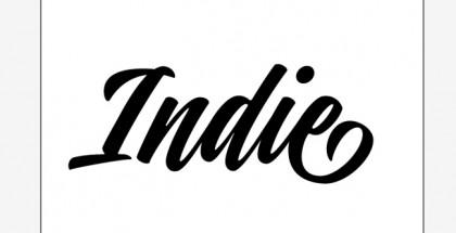 Indie font