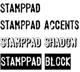 Stamppad