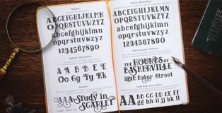 Baker Street font