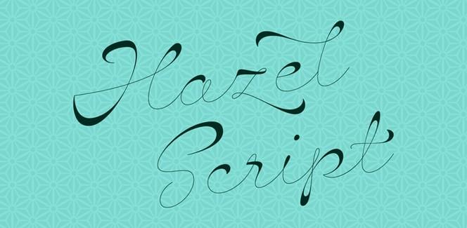 Hazel Script