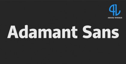 Adamant Sans Pro