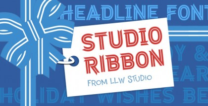 Studio Ribbon