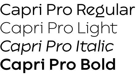 Capri Pro