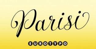 Parisi font