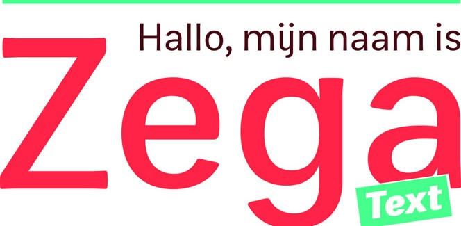 Zega Text