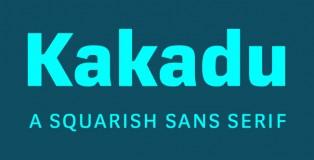 Kakadu typeface