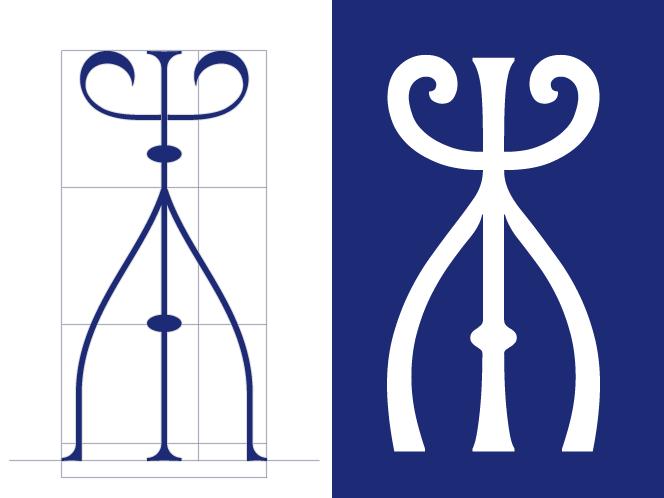 Cyrillic typeface