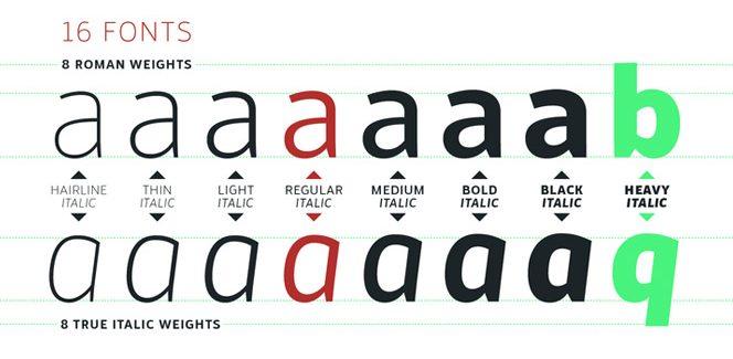 Mestre font