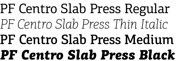 Slab Press