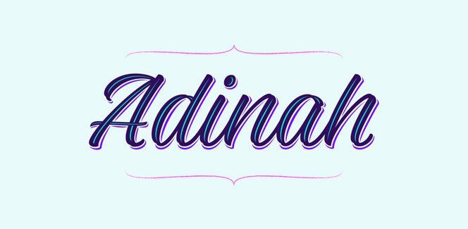 Adinah