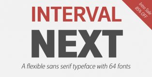 Next typeface