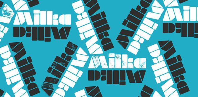 Milka typeface