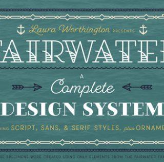 Fairwater font