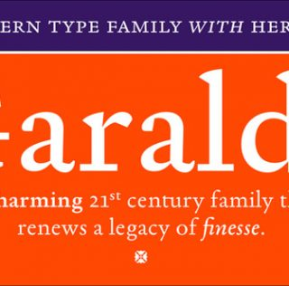 Garalda typeface
