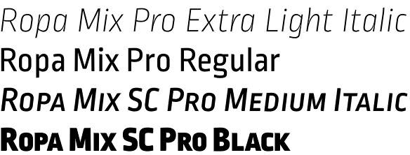 Pro type