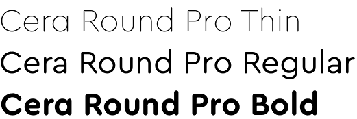 Cera Round Pro – the latest addition to a large family